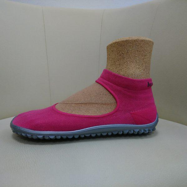 leguano ballerina – pink