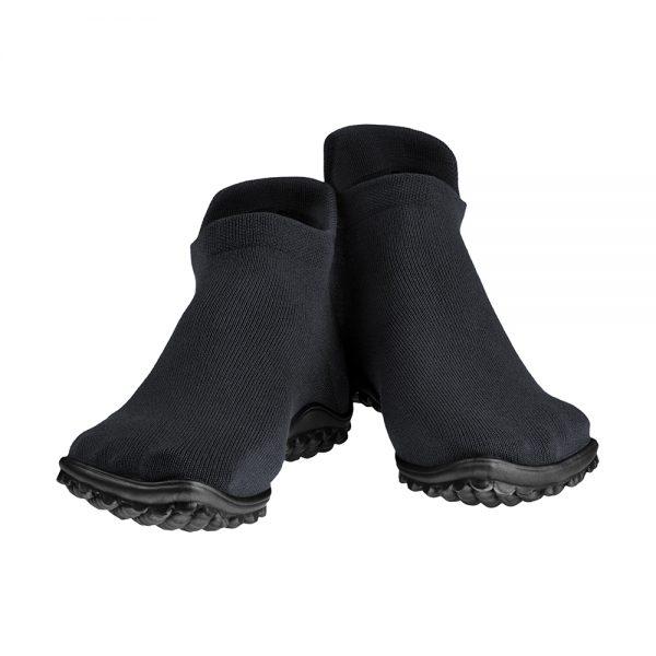 leguano sneaker – črna